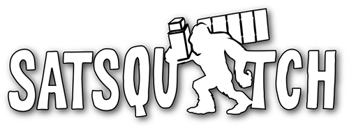 satsquatch logo